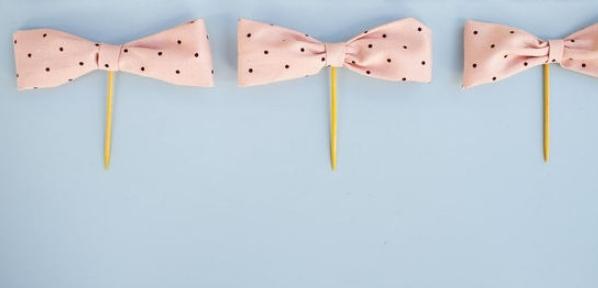 no sew bow